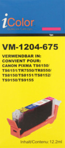 Cartouche compatible Canon CLI-581M - Magenta