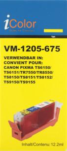 Cartouche compatible Canon CLI-581Y XXL - Jaune