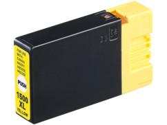 Cartouche compatible canon pgi 1500 xl jaune pour maxify mb