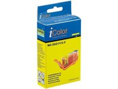 Cartouche I Color compatible Canon jaune