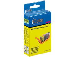 Cartouche I Color compatible Canon magenta avec puce