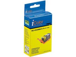 Cartouche I Color compatible Canon noir avec puce
