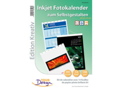Calendrier personnalisable A4 / 140 g/m²