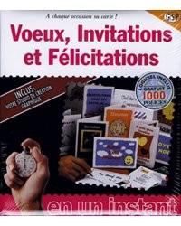 Logiciels Voeux - Invitations – Félicitations
