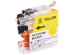 Cartouche compatible Brother LC-223Y - Jaune