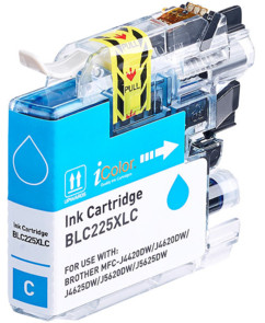 Cartouche compatible Brother LC-227XLC - Cyan