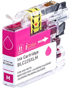 Cartouche compatible Brother LC-227XLM - Magenta