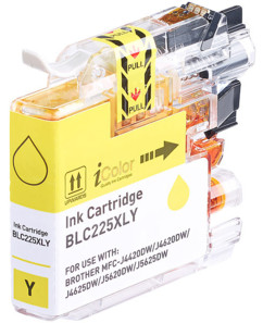 Cartouche compatible Brother LC-227XLY - Jaune