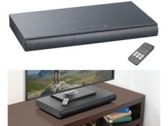 """Base enceinte TV 2.1 60 W avec subwoofer et bluetooth """"MSX-700.dig"""""""