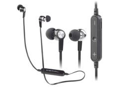 casque audio ecouteurs sans fil avec télécommande volume bluetooth 4.1 auvisio ihs 75