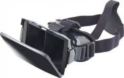 Casque pour smartphone 4 à 6'' pour expérience de réalité virtuelle