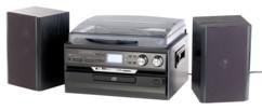 Chaîne stéréo 5 en 1 MHX-580.bt avec encodeur numérique