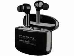 écouteurs sans fil stéréo intra-auriculaires bluetooth avec étui de chargement par Auvisio