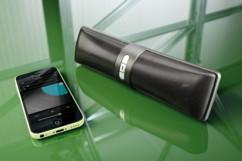 Enceinte avec bluetooth 3.0 et fonction mains libres, 2 x 3 W