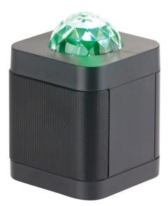 mini haut parleur bluetooth avec effets lumineux disco auvisio