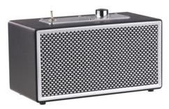 Enceinte mobile rétro 10 W RMS à fonction bluetooth