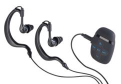 Lecteur MP3 étanche 16 Go DMP-450.x8fm - Avec radio FM