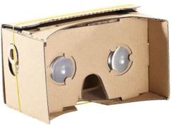 Lunettes de réalité virtuelle pour smartphones - 4 à 5 pouces