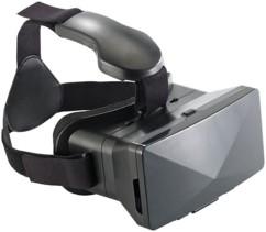 Lunettes de réalité virtuelle ''VRB80.3D''avec bouton magnétique