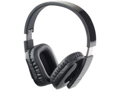 Micro-casque bluetooth, pliable et multipoint OHS-220 (Over-Ear)