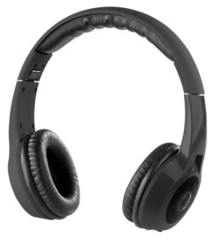 Micro-casque On-Ear pliable, bluetooth