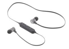 ecouteurs bluetooh sport avec télécommande son et telephone sur cable sh-30 auvisio