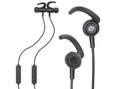 Micro-casque stéréo In-Ear magnétique avec bluetooth multipoint et auto-pairing