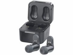 Oreillettes stéréo in-ear avec fonction bluetooth IHS-520