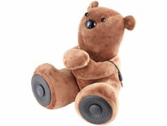 Ours en peluche enceinte avec bluetooth et kit mains libres