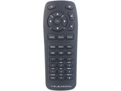 Télécommande infrarouge pour radio Internet IRS-350.bt.