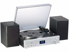 Tourne-disque & encodeur numérique multifonction MHX-620.dab