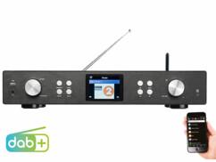 radio hifi connecté dab+ fm webradio avec fonction mp3 et streaming vr-radio