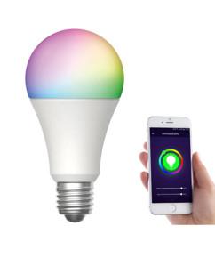 Ampoule LED connectée E27/ RVB CCT / 9W LAV-150.rgbw
