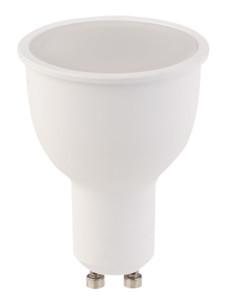 Ampoule LED connectée GU10 A+ 4,5 W compatible Alexa LAV-45.k - Blanc du Jour