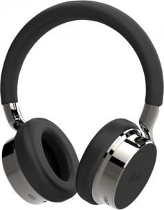 Casque hi-fi avec Bluetooth & contrôle tactile Imperial BluTC - noir