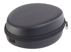 Coque de rangement 17 x 13 x 8 cm pour casque audio pliable