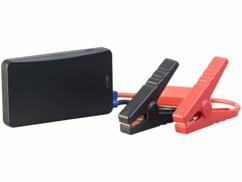 Batterie d'appoint avec aide au démarrage PB-80.kfz de la marque Revolt.