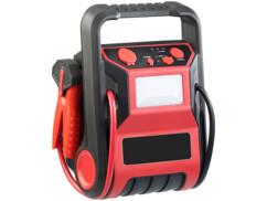 Batterie d'appoint 9000mAh / 300A avec aide au démarrage et compresseur d'air