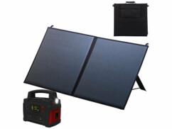Batterie nomade HSG-900 avec panneau solaire 110 W Revolt.