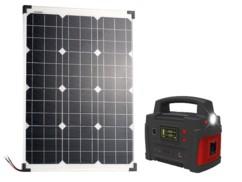 Batterie nomade HSG-900 avec panneau solaire 50 W, par Revolt
