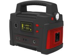 Batterie nomade avec convertisseur solaire HSG-900 de la marque Revolt.