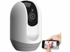Caméra de sécurité IP Full HD connectée modèle IPC-465.