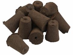 Pack de 24 éponges pour potager hydroponique HAS-001.