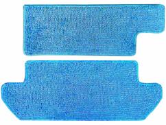 Pack de 2 serpillières de rechange pour robot aspirateur PCR-8900.app Sichler Exclusive.