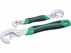 2 clés de serrage multifonction jusqu'à 32 mm