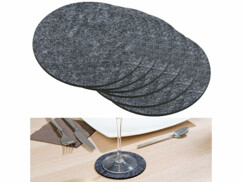 dessous de verre en feutre pour protéger votre table des rayures et taches