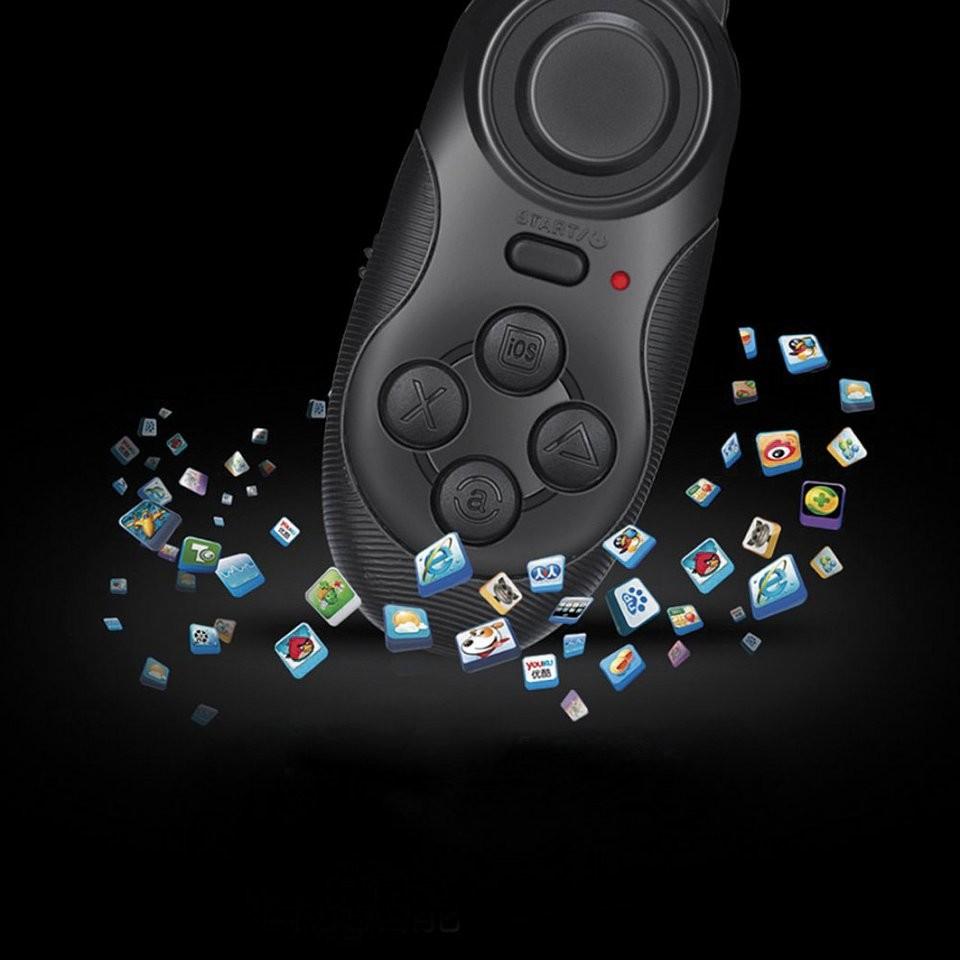 mini manette gaming sans fil bt pour pc android et ios. Black Bedroom Furniture Sets. Home Design Ideas