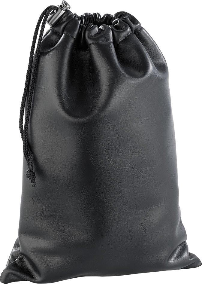 Sac de protection universel pour petits appareils aspect cuir - Tissu imitation cuir capitonne ...