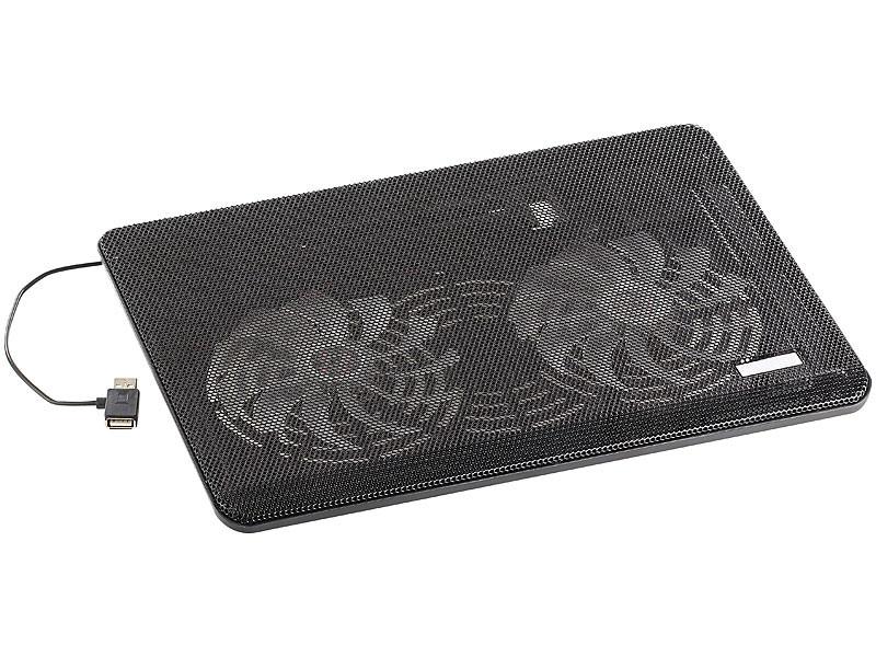 tablette de ventilation silencieuse pour notebook pas cher. Black Bedroom Furniture Sets. Home Design Ideas