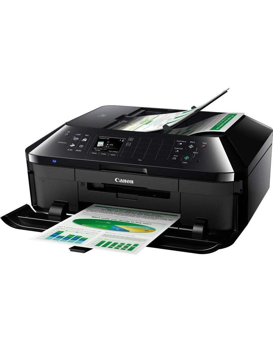 imprimante sans fil canon mx725 avec scanner et copieur. Black Bedroom Furniture Sets. Home Design Ideas